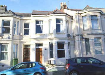 Thumbnail 2 bed flat to rent in College Road, Plymouth