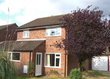 Thumbnail 3 bedroom property to rent in Walcot Close, Cloverhill, Norfolk