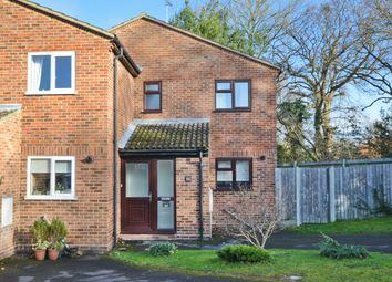 Thumbnail 2 bed end terrace house to rent in Ilex Close, Yateley