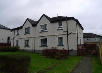 Thumbnail 2 bed flat for sale in Shells Road, Glasgow
