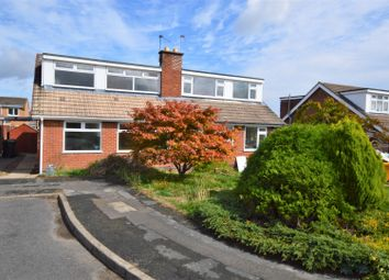 Thumbnail 3 bed semi-detached house for sale in Ludlow Close, Loughborough