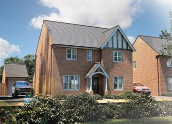 "Thumbnail 4 bed detached house for sale in ""The Berrington"" at Winchester Road, Fair Oak, Eastleigh"