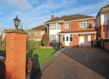 Thumbnail 4 bed detached house for sale in Saxholm Dale, Southampton