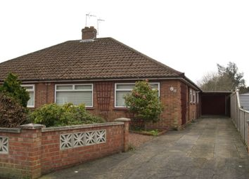 Thumbnail 3 bed bungalow for sale in Booty Road, Thorpe St Andrew, Norwich