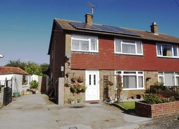 Thumbnail 3 bed semi-detached house for sale in St. Marys Place, Church Lane, Newington, Sittingbourne