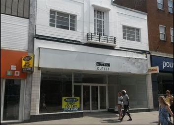 Thumbnail Retail premises for sale in Regent Street, Swindon