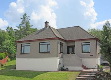 Thumbnail 4 bedroom detached bungalow for sale in Cuagach, Argyll Road, Fort William