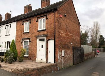 Thumbnail 3 bed end terrace house to rent in Shrewsbury Road, Shifnal, Shropshire