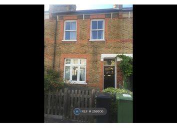 Thumbnail 3 bed terraced house to rent in Heather Road, London