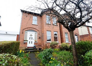 Thumbnail 4 bed semi-detached house for sale in Irwin Avenue, Belfast