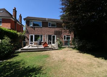 Thumbnail 4 bed detached house to rent in Roman Road, Dorking