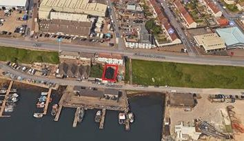 Thumbnail Warehouse for sale in 2 Nicholsons Wharf, Wellington Road, Portslade, East Sussex