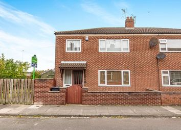Thumbnail 3 bed semi-detached house for sale in Bowman Street, Darlington