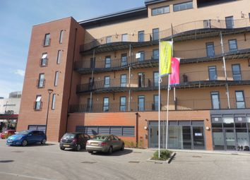 Thumbnail 2 bed flat for sale in Castleward Court, Trnity Walk, Derby