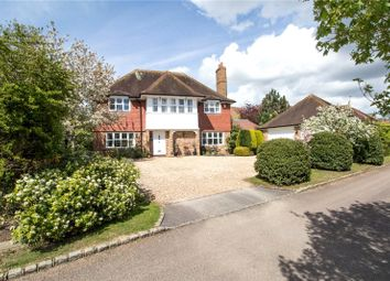 Thumbnail 5 bed detached house for sale in Burnmoor Meadow, Finchampstead, Wokingham