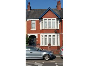 Thumbnail 3 bed terraced house for sale in Caerphilly Road, Heath