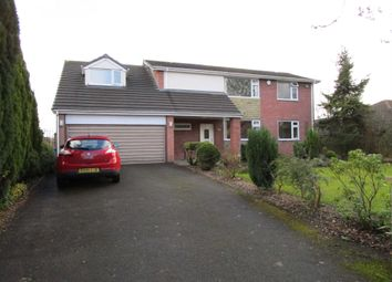 Thumbnail 4 bed detached house for sale in Buckley Hill Lane, Milnrow, Rochdale