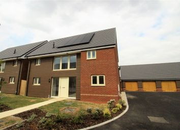 Thumbnail 4 bed detached house for sale in Woodland Close, Kingsdown Road, Upper Stratton