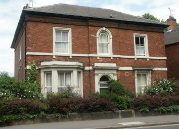 Thumbnail 1 bed flat to rent in Ashbourne Road, Derby