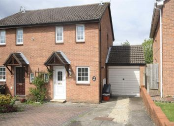 Thumbnail 2 bedroom semi-detached house for sale in Westonbirt Close, Kenilworth