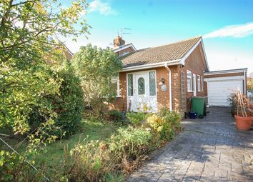 Thumbnail 2 bed bungalow for sale in Sandringham Road, Lingdale, Saltburn-By-The-Sea