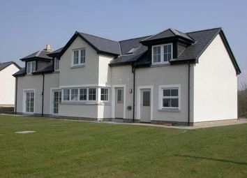 Thumbnail 4 bed detached house for sale in 1A & 1B, Golf Course Road, Girvan Mains, Girvan
