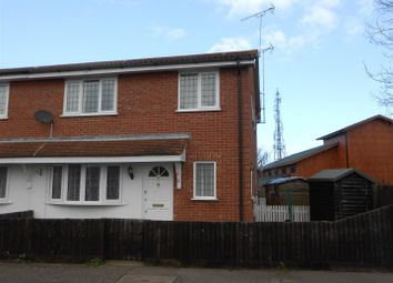 Thumbnail 2 bed end terrace house to rent in Clay Hall Road, Clacton-On-Sea