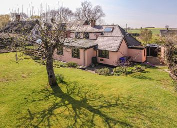 Thumbnail 3 bed cottage for sale in Lidgate Road, Dalham, Newmarket