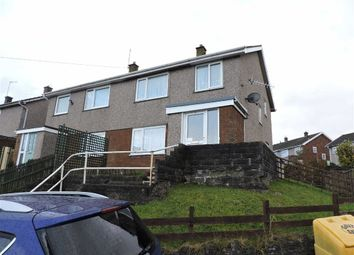 Thumbnail 3 bed semi-detached house for sale in Lon Ogwen, Birchgrove, Swansea