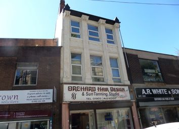 Thumbnail 1 bed flat to rent in Church Street, Bilston, Wolverhampton, West Midlands