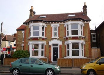 Thumbnail 2 bed flat to rent in Quadrant Road, Thornton Heath