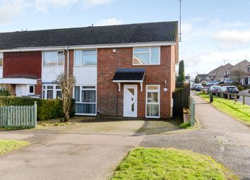 Thumbnail 3 bedroom end terrace house for sale in Orchard Way, Knebworth, Hertfordshire