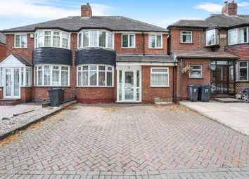 Thumbnail 3 bed semi-detached house for sale in Saxondale Road, Yardley, Birmingham, West Midlands