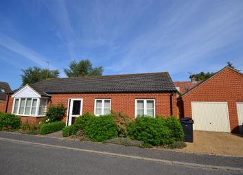Thumbnail 3 bedroom detached bungalow for sale in Paiges Close, Dersingham, King's Lynn