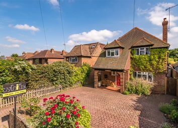 Thumbnail 3 bed detached house for sale in Godstone Road, Bletchingley, Redhill, Surrey