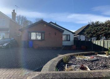 Thumbnail 3 bed bungalow for sale in Saxon Street, Stapenhill, Staffordshire
