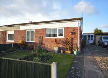 Thumbnail 2 bed semi-detached bungalow for sale in Cere Road, Sprowston, Norwich