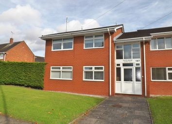 Thumbnail 2 bed flat for sale in Overpool Road, Great Sutton, Ellesmere Port