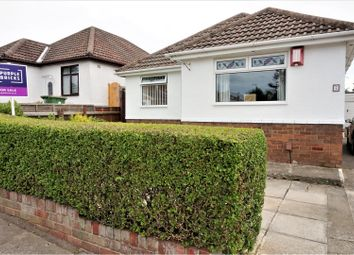 3 bed detached bungalow for sale in Longbank Road, Middlesbrough TS7