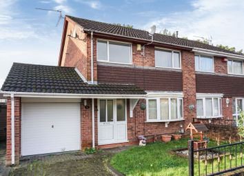 3 bed semi-detached house for sale in Pine Grove, St. Brides Wentlooge, Newport NP10