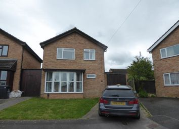 Thumbnail 3 bed detached house for sale in Bramble Lawn, Abbeydale, Gloucester