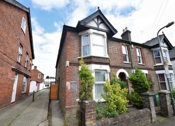 Thumbnail 3 bed terraced house to rent in Queens Road, High Wycombe