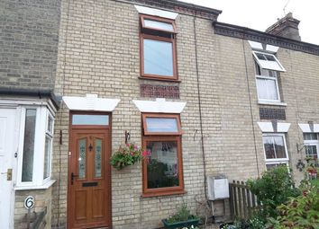 Thumbnail 2 bedroom terraced house to rent in Bungay Road, Halesworth