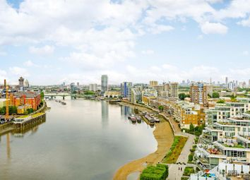 Thumbnail 3 bed flat for sale in Ascensis Tower, Juniper Drive, Battersea Reach, Battersea Reach, London Sw118