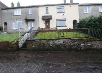 Thumbnail 3 bed terraced house for sale in Tourhill Road, Kilmarnock, Ayrshire