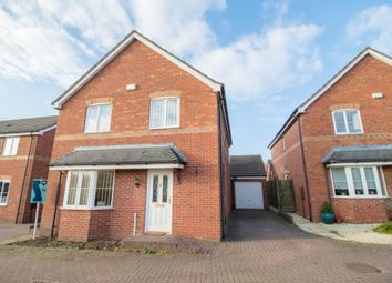 Thumbnail 4 bed detached house for sale in Aspen Drive, Longford, Coventry