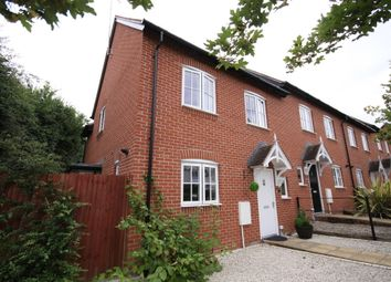 Thumbnail 3 bed end terrace house for sale in Bluebell Way, Whiteley, Fareham
