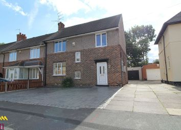 Thumbnail 3 bed semi-detached house to rent in Fifth Avenue, Woodlands, Doncaster