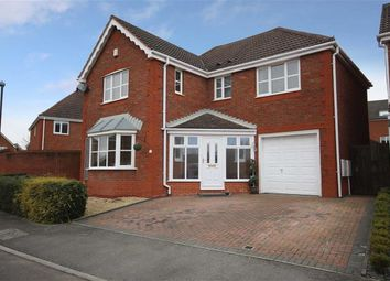 Thumbnail 4 bedroom detached house for sale in Galloway Road, Taw Hill, Wiltshire