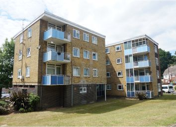 Thumbnail 2 bed flat for sale in Byron Road, Southampton
